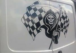 Death Grim Reaper Myths Magic Stickers Car Van Bumper Window Decal 5301 Black Archives Statelegals Staradvertiser Com