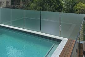 A Look At The Different Glass Pool Fencing Styles Zawadzki Landscaping