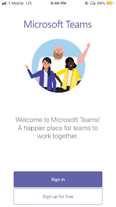 Problems Logging into Microsoft Teams on iPhone - Microsoft Community