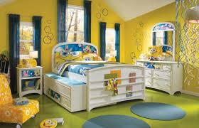 Spongebob Squarepants Fan Art Spongebob Room Modern Kids Bedroom Kids Bedroom Designs Small Room Design