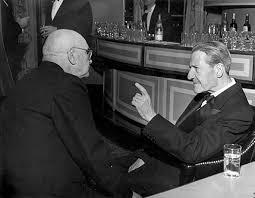 Chaim Weizmann and Rabbi Stephen Wise, New York, USA, 1940s | BH Open  Databases
