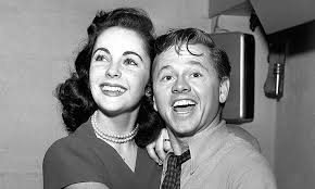 Mickey Rooney 'had an affair with Elizabeth Taylor when she was ...