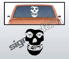 Huge Misfits Decal For Car Or Wall 16 X11 Any Color Ebay