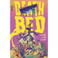 Death Bed #1 (2018) by Joshua Williamson