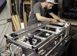 scratch building a supersized laser