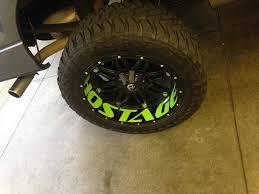 Fuel Offroad Wheels Sticker Decal 12 Inch