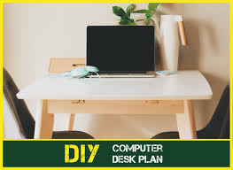 15 free diy computer desk plans you can