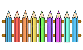 Color Crayons Fence Stock Illustrations 13 Color Crayons Fence Stock Illustrations Vectors Clipart Dreamstime