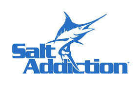 Salt Addiction Vinyl Window Decals Sticker Marlin Saltwater Etsy