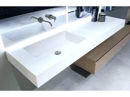 mold in bathroom sink overflow drain