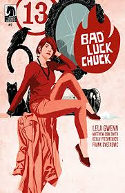 Amazon.com: Bad Luck Chuck #2 eBook: Gwenn, Lela, Smith, Matthew Dow,  Smith, Matthew Dow, Fitzpatrick, Kelly: Kindle Store