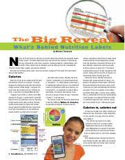 7 questions for nutrition labels 1