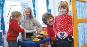 Nursery receives glowing report   Kidderminster Shuttle