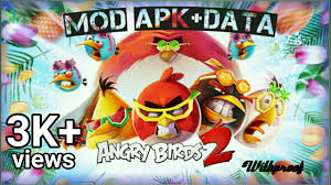 Download Angry Birds 2 (MOD, MOD, Unlimited Money) 2.29.2 for android
