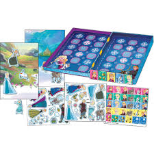 magnetic fun tin disney frozen game