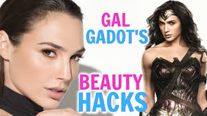 wonder woman skin care tips makeup