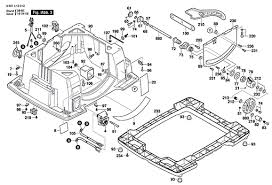 Bosch Table Saw 4100 3601l13012 120v 3601l13012 Partswarehouse