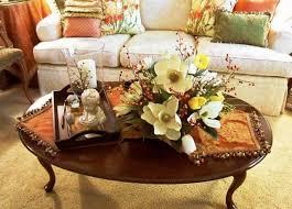 coffee table decor accents ideas