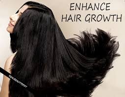home remes to enhance hair growth
