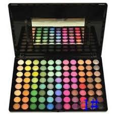 cosmetic makeup 88 colors eyeshadow