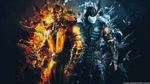 mortal kombat xl scorpion vs subzero