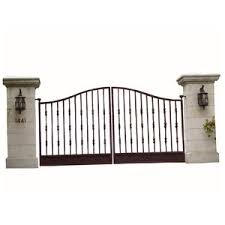 Modern Gate Design In The Philippines Gates And Fence Design Steel Grills Fence Design Wholesale Gates Products On Tradees Com