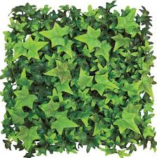 Artificial Ivy Panel At Evergreen Direct