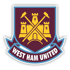 West Ham United Soccer England Vinyl Die Cut Decal Sticker