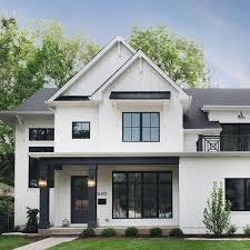 45 beautiful modern farmhouse exterior