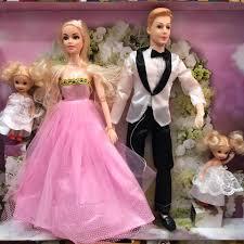 ?Búp bê khớp gia đình ➖Giá: #250kbaoship - Búp bê barbie yêu dấu ...