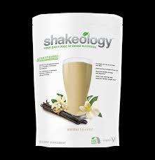 vanilla plant based vegan shakeology