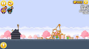 Angry Birds Seasons, Hogs and Kisses, 1-12, 66180 - YouTube