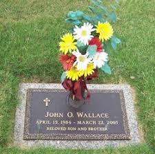 John Oliver Wallace (1984-2005) - Find A Grave Memorial