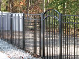 Jerith Style 20 Cp 2 Aluminum Fence Discount Fence Supply Inc