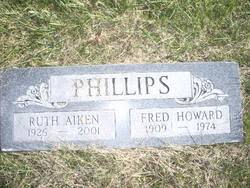 Ruth Adeline Aiken Phillips (1926-2001) - Find A Grave Memorial