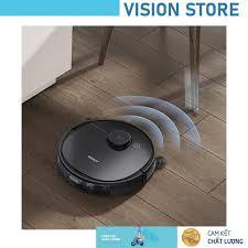 GIÁ TẬN GỐC] Máy hút bụi lau nhà Ecovacs Deebot T5 - Robot thông minh chống  va chạm, bảo vệ nội thất - chính hãng