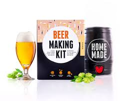 beer and cider making kits home