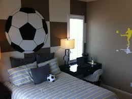 Soccer Loving Boy S Dream Room Cute Room Ideas Soccer Bedroom Soccer Bedroom Decor