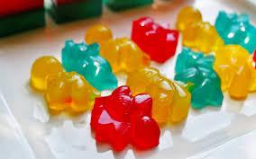 homemade gummy bears vegan gluten