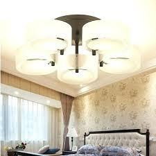 modern kitchen lighting flush mount