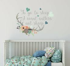 Sports Decal Quotes To Go To Sleep I Count Footballs Not Sheep Wall Decals For Sale Online Ebay