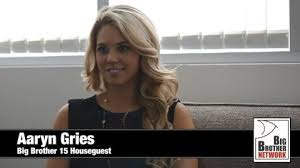 Aaryn Gries – Big Brother 15 Houseguest – Big Brother Network