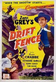 Drift Fence 1936 Movie Posters