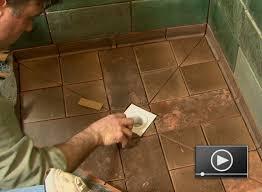 how to tile a custom bathroom buildipedia