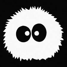 Soot Sprite Susuwatari Yokai Anime Car Decal Sticker Cars Laptops Windows White Buy Online In Singapore Automotive Products In Singapore See Prices Reviews And Free Delivery Over Free Desertcart