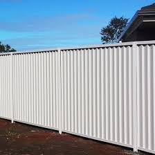 China Steel Fence Panel Colorbond Fence Garden Fence Privacy Fencing China Fence Panel Fence