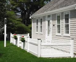 3ft Nantucket Fencefrom Walpole Outdoors Railings Outdoor Fence Design Walpole Outdoors