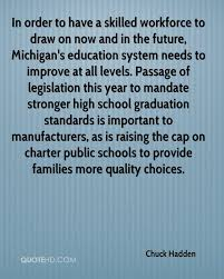 chuck hadden graduation quotes quotehd