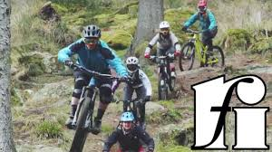 Video: Female Riders Race Team Slay Scottish Trails ...