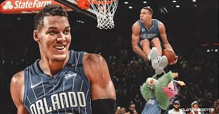 Magic news: Aaron Gordon on what fans tell him about 2016 dunk contest
